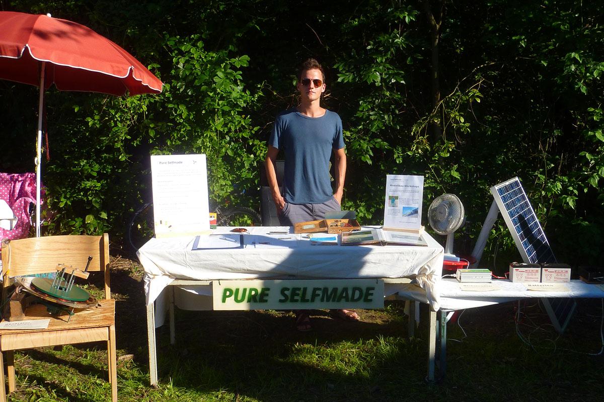 PureSelfMade @ Sonnenparkfest St. Pölten