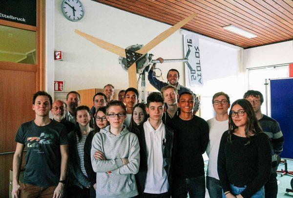 Luxembourg wind turbine group