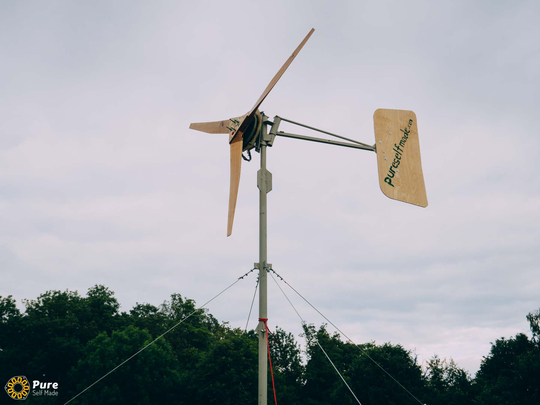 DIY Piggott Wind Turbines – Background information – PureSelfMade